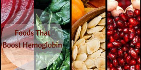 foods     improve haemoglobin
