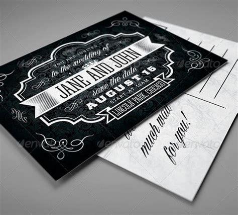 23+ Vintage Wedding Invitation Free PSD Format Download