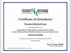 12+ certificate of attendance template word