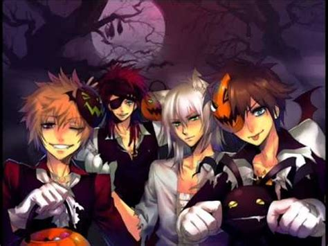 halloween patd magix nightcore youtube