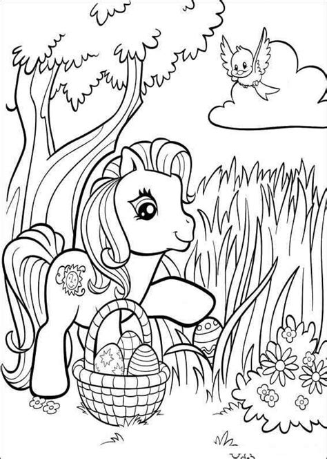 My Little Pony Coloring Pages 360coloringpages