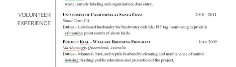 can i list class projects on my resume cv coursework