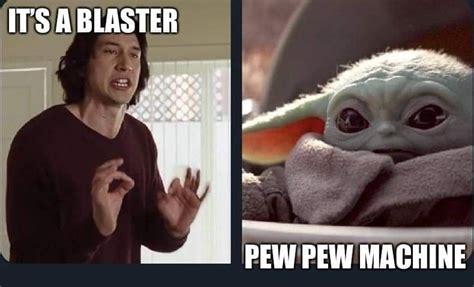 Baby Yoda Memes in 2020 | Funny star wars memes, Yoda meme ...