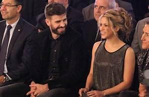 Piqué acalla rumores de separación con una foto de Shakira ...