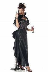 Halloween Kostüm Vampir : gothic victorian vampira vampire adult costume halloween ~ Lizthompson.info Haus und Dekorationen