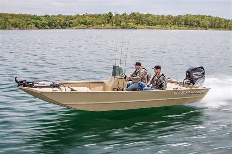 Crestliner Boats Retriever 2016 new crestliner 1756 retriever sc utility boat for