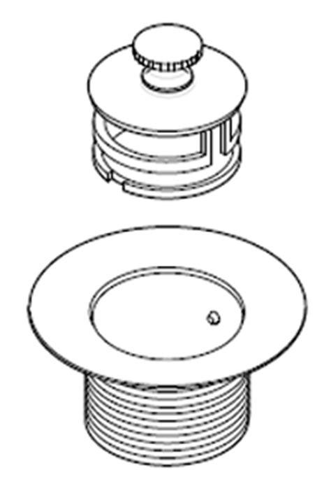 remove  bathtub drain stopper