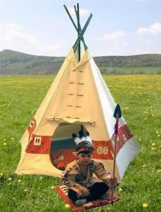 Indianer TIPI Great Plains Kinder ZELT Indianerzelt EBay