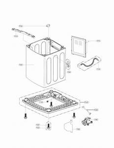 Lg Wt1701cw  00 Washer Parts