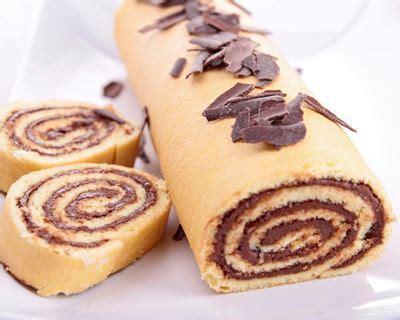 cuisine du monde facile recette biscuit roulé rapide