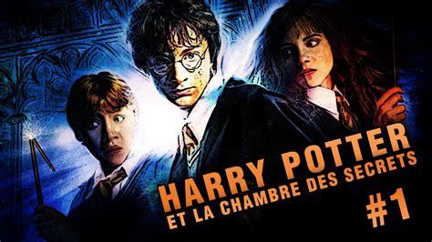 harry potter et la chambre des secret en harry potter et la chambre des secrets let 39 s play 1