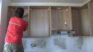 Zavěšení kuchyňské linky na sádrokarton