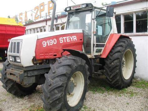 gebrauchte traktoren kaufen steyr 9190 preis 11 765 baujahr 1996 gebrauchte traktoren gebraucht kaufen und verkaufen