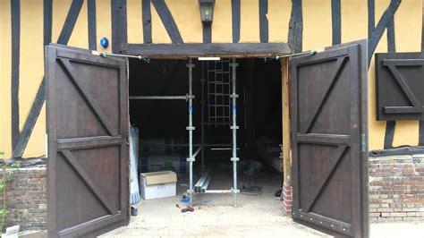 ouverture de porte motorisation pour ouverture de porte de garage