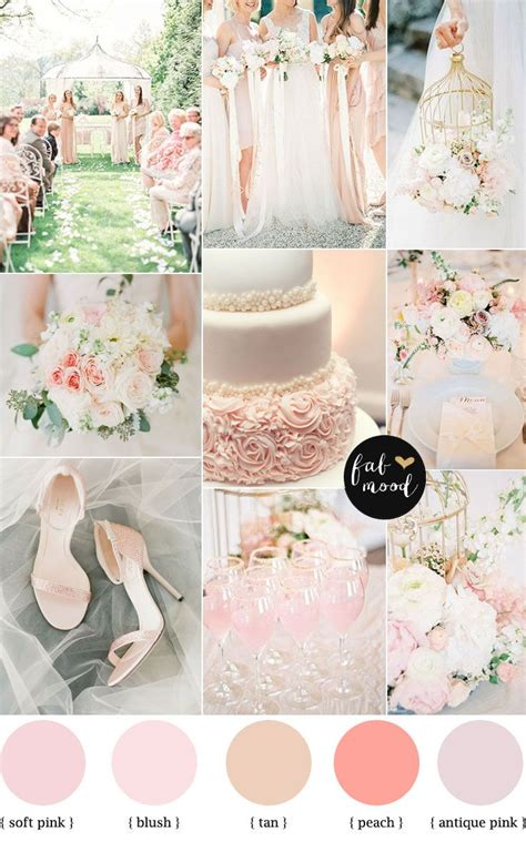 25 best ideas about blush pink weddings on
