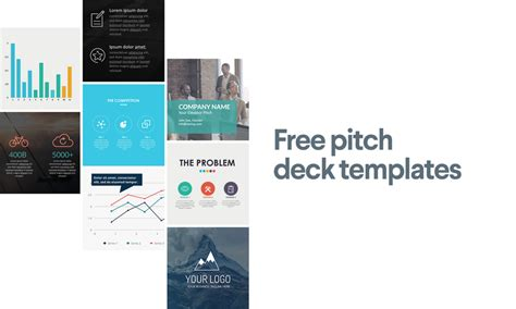 Free Pitch Deck Templates For Startups by 11 Tips For Creating A Pitch Deck That Will Get You Funded
