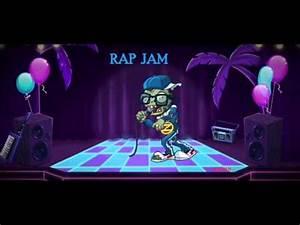 Plants vs Zombies 2 Neon Mixtape Tour Rap Jam