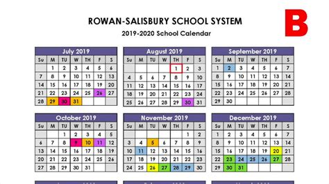 rowan salisbury schools proposed calendars video youtube