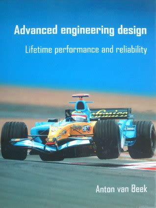 advanced engineering design lifetime performance