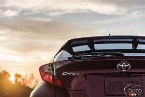 Nouveauté Toyota 2018 : le tout nouveau toyota c hr 2018 photo 11 de 29 auto123 ~ Medecine-chirurgie-esthetiques.com Avis de Voitures