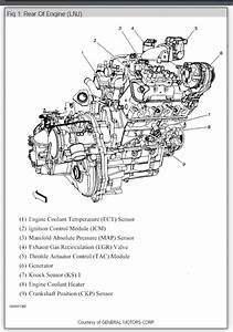 3 4l V6 Engine Gm Cooling System Diagram