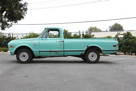 C10 Bed by Bed To Bed Conversion Kit For 1968 Chevrolet