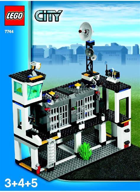 Old Lego® Instructions Letsbuilditagaincom