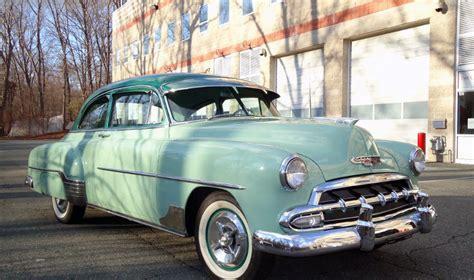 1952 Chevrolet Styleline Deluxe Sport Coupe