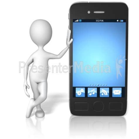 powerpoint clip art smartphone app cliparts