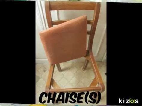 relooker chaise tutoriel comment relooker une chaise ancienne ou moderne