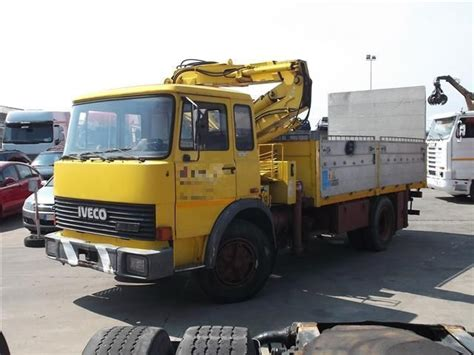Iveco Fiat by Iveco Fiat 130 Nc Open Truck From Italy For Sale At