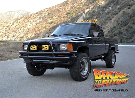 Back To The Future 1985 Toyota Sr5 For Sale by 1985 Toyota Sr5 Xtra Cab Goes Back To The Future Yotatech
