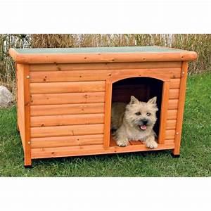 Niche D Intérieur Pour Chien : niche bois canada pour chien niche bois pour chien ~ Dallasstarsshop.com Idées de Décoration
