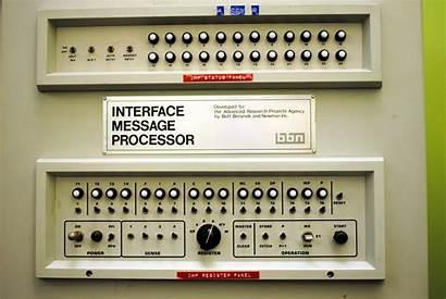 Interface Processor Message Panel