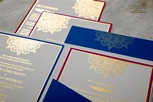 25 best ideas about indian wedding cards on pinterest With laser cut wedding invitations mumbai