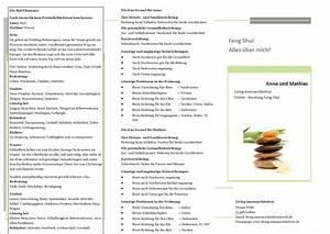 Feng Shui Beratung Online : online beratungen flyer vorlagen living innenarchitektur ~ Markanthonyermac.com Haus und Dekorationen
