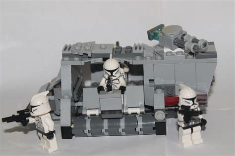 Wars Trooper Vehicles by Lego Ideas Product Ideas Lego Clone Trooper Transport