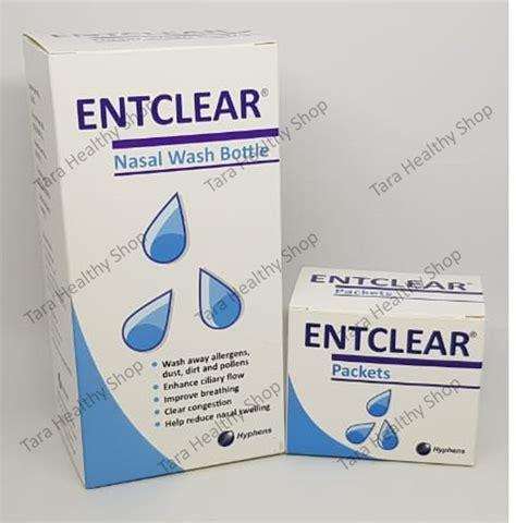 Harga Clear Shoo jual paket entclear paket irigasi hidung atasi hidung