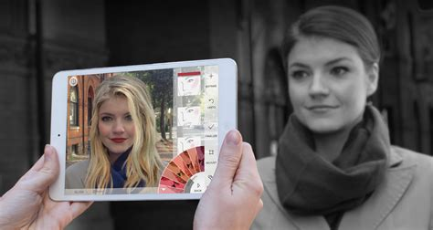 Get The Look Without The Panic Using Augmented Reality