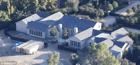 Kim Kardashian And Family 'all Moved Into Home'