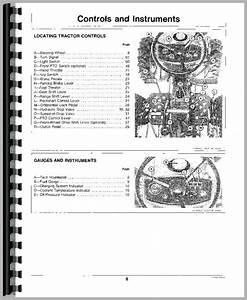 John Deere 750 Tractor Operators Manual