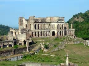 Palais Sans Souci Palace Haiti