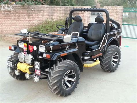 indian jeep modified open and modified jeeps