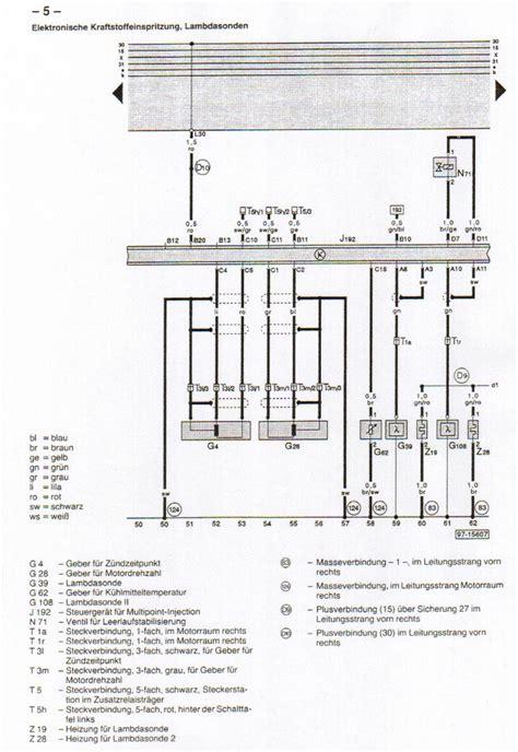 audi  wiring diagrams