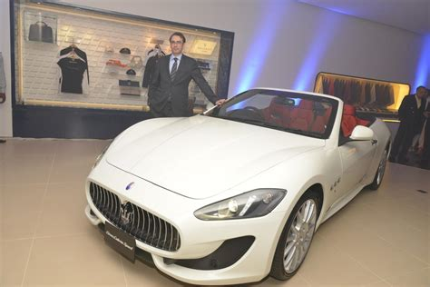 maserati india new maserati dealership opens in bangalore