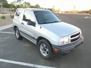 Buy Used 2002 Chevy Tracker  Rwd  Soft And Hard Top  Low