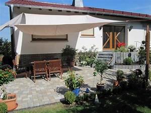 terrasse balkon 39terrasse hauseingang39 mein domizil With französischer balkon mit sonnenschirm mit werbung kostenlos