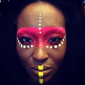 30 best Face Paint images on Pinterest | Tribal makeup ...