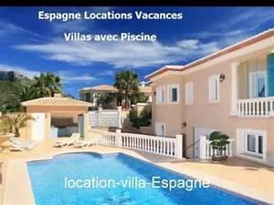 location villa espagne avec piscine pas chere youtube With location villa avec piscine en espagne 5 location maison espagne bord de mer location espagne villa