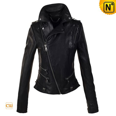 moto biker jacket fashionable jackets for women